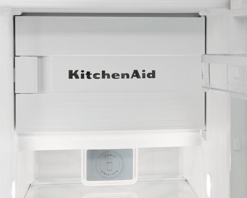 kitchenaid iconic fridge. Black Bedroom Furniture Sets. Home Design Ideas